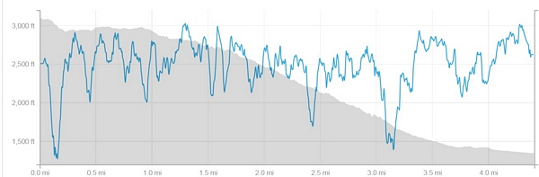 tn_spicewood descent mileage